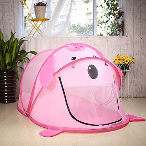 AZUOYI Children's Toy Tent, Extended Children's Cabin, with 100 Food-Grade Plastic Balls, Toys for Boys And Girls, 71.5X38x34 Inches,B