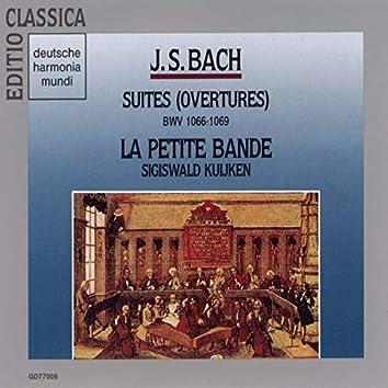 Bach: Orchestersuiten 1066-69