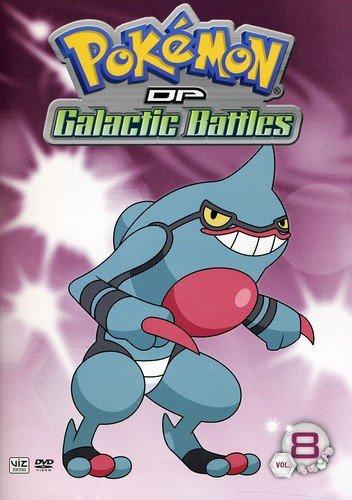 Pokemon Diamond & Pearl Galactic Battles Volume 8 (DVD)