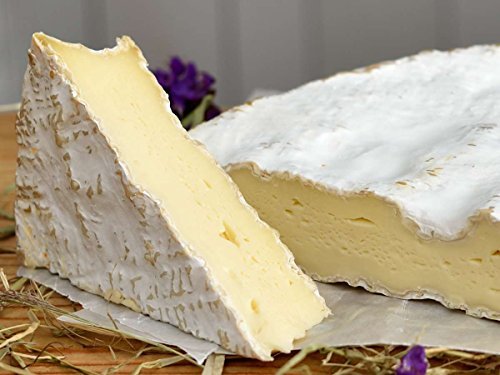 Brie de Meaux AOC - Weichkäse aus Frankreich - Rohmilchkäse - Gereift