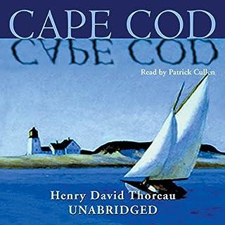 Cape Cod audiobook cover art
