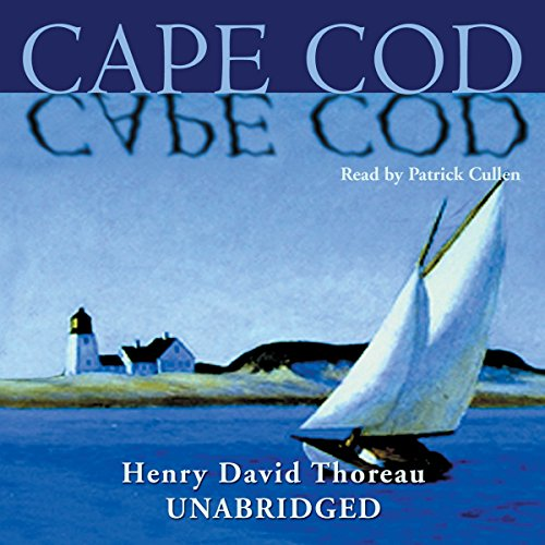 Cape Cod audiobook cover art
