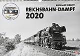 Reichsbahn-Dampf 2020: Kalender 2020 mit DVD - Burkhard Wollny