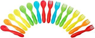 The First Years Take & Toss Toddler Flatware 16 Pieces, Pack of 1