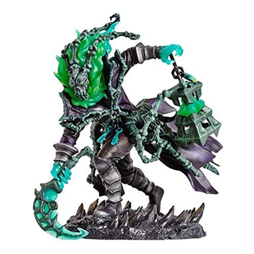 ZXXYTA Beschwörer Canyon Original Figur, Wächter, Thresh, Charakter Modell Dekoration