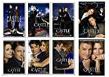 ALL COMPLETE ALL 8 SEASONS This is Region 1 DVDS for USA and Canada BRAND NEW Castle Seasons 1 - 8 Season 1 2 3 4 5 6 7 8 DvD s Season: 1, 2, 3, 4, 5, 6, 7, 8 BRAND NEW