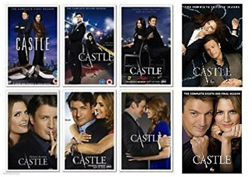 Castle - Seasons 1-8