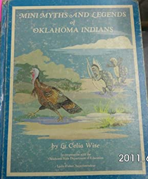 Hardcover Mini Myths & Legends of Oklahoma Indians Book