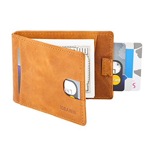 (60% OFF) Genuine Leather Slim Wallet $10.00 – Coupon Code