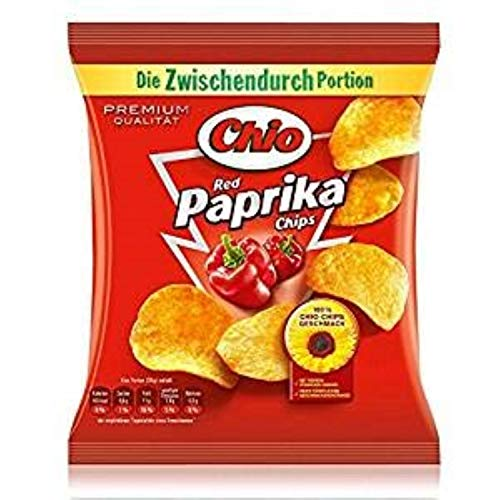 Chio Chips  Red Paprika, 30er Pack (30 x 30 g)
