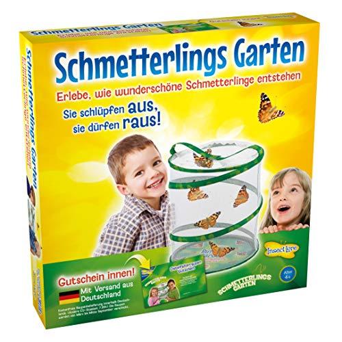 Insect Lore 48117 - Schmetterlingsgarten mit deutscher Verpackung Pre-Paid-Gutschein