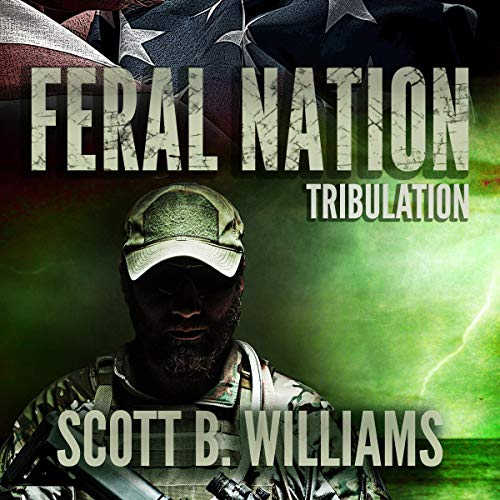 Feral Nation: Tribulation cover art