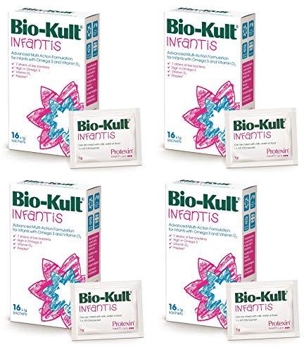 Bio Kult Infantis 16 Satchets (Pack of 4)