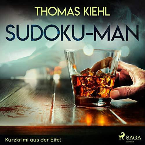 Sudoku-Man audiobook cover art