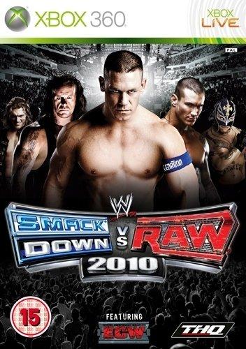 WWE Smackdown vs Raw 2010 [Importación alemana]