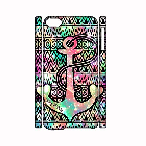 Desconocido Generic Compatible toPc Case Obvious For Girl Printing Anchor 2 Apple iPhone 6plus 6splus 5.5inch