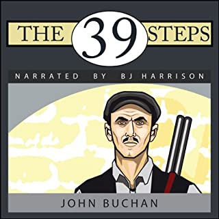 The 39 Steps cover art