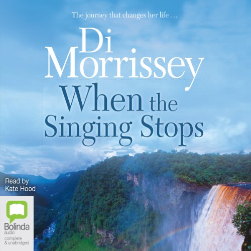 When the Singing Stops audiobook cover art