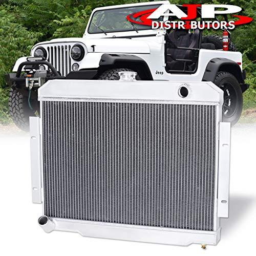 jeep 3row radiator - 4