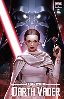 Star Wars: Darth Vader (2020-) #2 by [Greg Pak, InHyuk Lee, Raffaele Ienco]