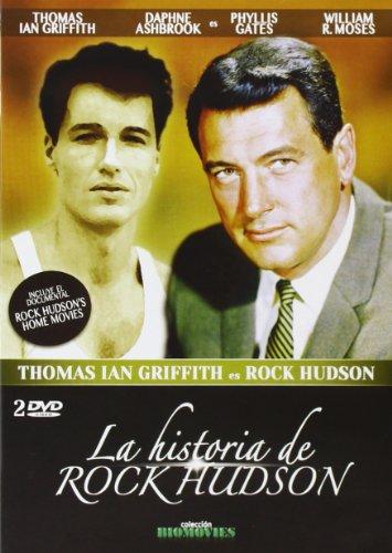 La historia de Rock Hudson [2 DVDs] [Spanien Import]