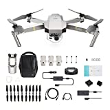 DJI Mavic Pro Platinum Fly More Combo - Dron...