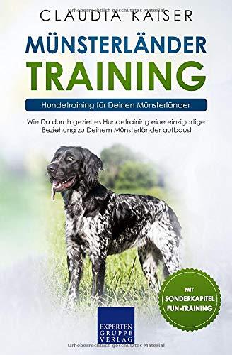 Münsterländer Training – Hundetraining für Deinen Münsterländer: Wie Du durch gezieltes Hundetraining eine einzigartige Beziehung zu Deinem Münsterländer aufbaust