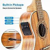 Zoom IMG-2 vangoa elettroacustico ukulele concerto 23
