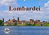 Lombardei (Wandkalender 2022 DIN A2 quer): Von den Alpen bis zum Po (Geburtstagskalender, 14 Seiten )