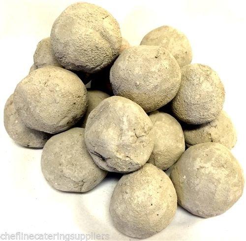 25x Tandoor/Tandoori Clay Oven, Clay Stones 1