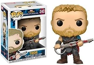 Funko POP Marvel Thor Ragnarok Character juguete cifras de acción, Estándar, Natural