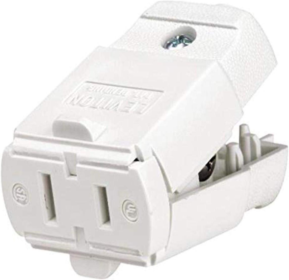 Leviton 102-WP 016-00102-0WP cheap 15 Amp 125 outlet Volt 1 Large-scale sale Pa Cord