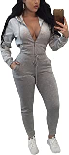Speedle Sexy Women Hoodie Jacket Long Pants Velvet 2 Piece Casual Sweatsuit Tracksuit Set