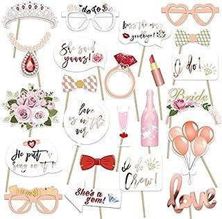 Partysanthe Bride to be Bachelorette Party Decorations (Pack of 23pcs) Bachelorette Party Supplies