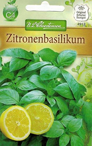 Chrestensen Zitronenbasilikum