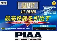 PIAA エアーフィルター 1個入 [日産車用] キャラバン・ダットサン・テラノ_他 PN62