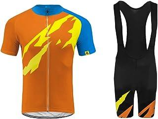 Uglyfrog 2018-Julio Designs Deportes y Aire Libre/Ciclismo/Ropa/Hombre/Maillots,Bib Pantalones Cortos,Cycling Bodies