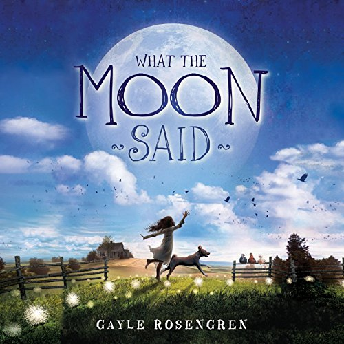 What the Moon Said audiobook cover art