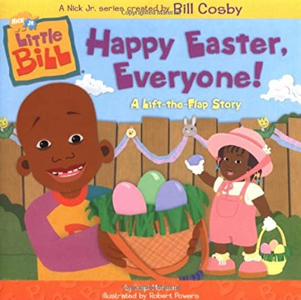Happy Easter, Everyone!: A Lift-The-Flap Story