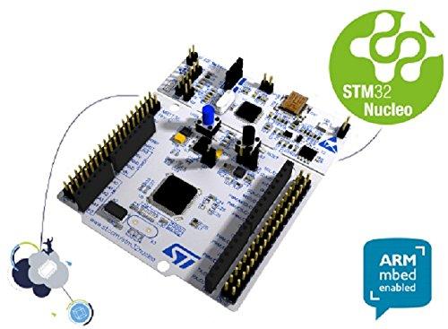 NUCLEO-L053R8: Entwicklungskit mit dem STM32L053R8 von STMicroelectronics integriert im LQFP64 Gehäuse, kompatible mit den Arduino und ST Morpho Steckern