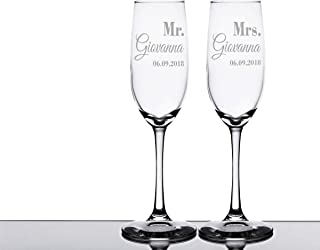 Standard, Forum Novelties 66333 40th Birthday Black Fluted Champagne Glass
