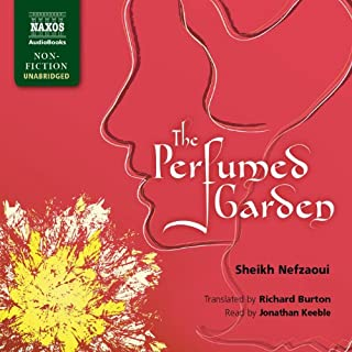 The Perfumed Garden cover art