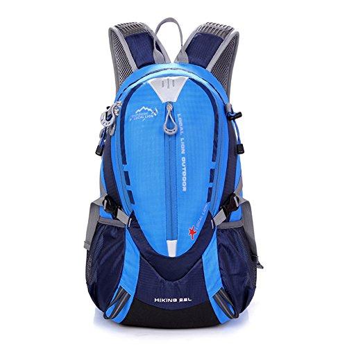 Diamond Candy Zaino Trekking Sportivo Outdoor Donna e Uomo per campeggio alpinismo arrampicata Viaggio Bicicletta ad Alta Capacit¨¤,Multifunzione, 26 litri Blu reale