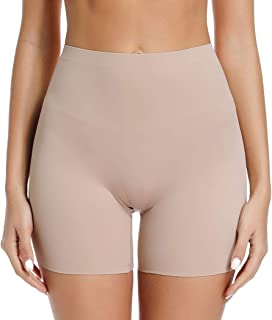 Anti Chafing Short for Women Slip Short Panty for Under Dresses Skimmies Smoothing High Waist
