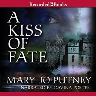 A Kiss of Fate audiobook cover art