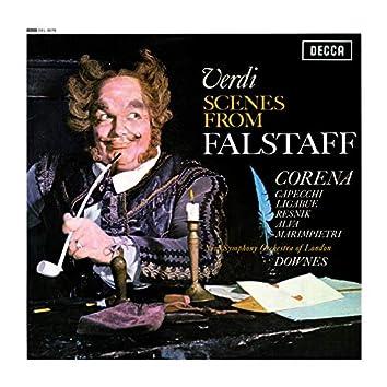 Verdi: Falstaff; Cimarosa: Il maestro di Cappella – Excerpts (Opera Gala – Volume 14)