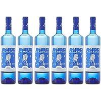 Pampano Vino Semi Dulce - 6 Botellas de 750 ml - Total: 4500 ml