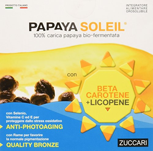 Zuccari Papaya Soleil - 99 Ml