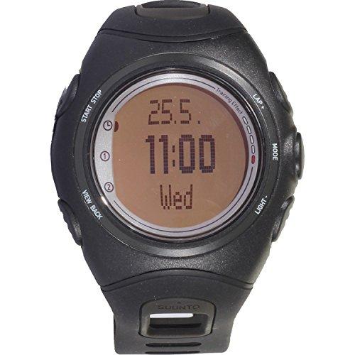 Suunto Uhr/Trainingscomputer - Herren - Running Pack incl. Brustgurt und Fuß-Pod - SS015848000
