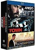 3 films réalisés par Ben Affleck - Argo + The Town + Gone Baby Gone [Francia] [Blu-ray]